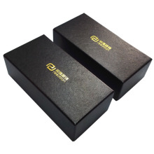 Embossing Paper Hot Stamping Glasses Packaging