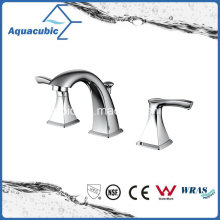 Wash Basin 3 Hole Bathroom Sink Faucet (AF8032-6)