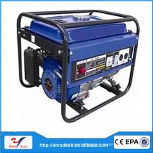 gasoline ac wind generators synchronous generator 2.5kw