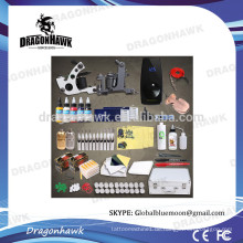 Großhandel professionelle Tattoo Kits 2 Tattoo Maschinen