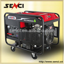 Senci SC13000 50hz 22hp 12kw Generator