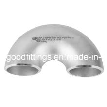 Codos de ajuste de tubería de curvatura de 180 grados