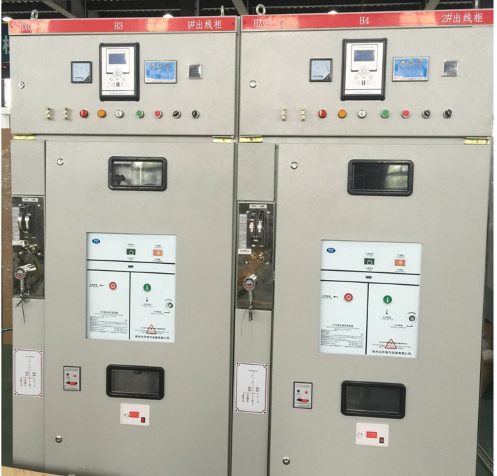 HXGN -12 Combined Metal-clad AC Ring Main Unit Switchgear