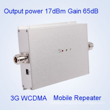 WCDMA 3G Repeater 2100MHz Band Transmitter and Receiver Mobile Signal Booster