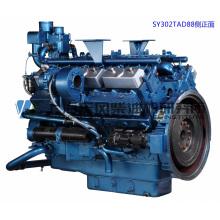 138 серии двигатель
