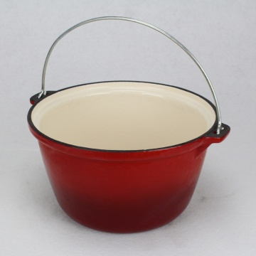 Ekofriendly Red Emalj Casserole