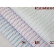 Fancy Stripes Yarn Dyed Fabric Shirting Djx037