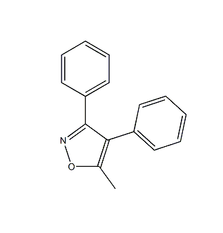 5-Methyl-3,4-diphenylisoxazole (Parecoxib Sodium Intermediates) CAS 37928-17-9