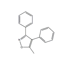 5-Metil-3,4-difenilisoxazol (Parecoxib Sodium Intermediates) CAS 37928-17-9