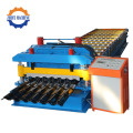 Baja Atap Panel Glazed Tile Roll Forming Machine