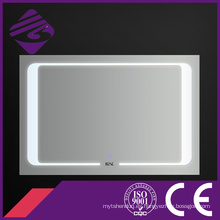Jnh155 Saso Rectangle Silver decorativo iluminado único espejos de pared