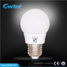 Hot Sale économise en énergie 3w puissant ampoule led e27
