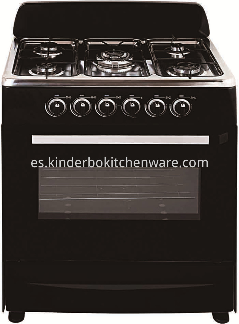 Electric Stove Oven with Gas and Elctric Cooker