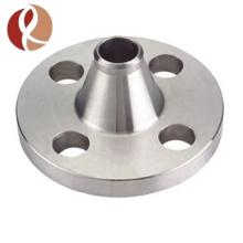 Alta qualidade ASME fabricantes de flange de titânio são venda quente na China
