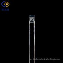 forma cuadrada 570nm 234 dip led diodo verde para luz indicadora