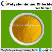 Polymer Polyaluminiumchlorid Wasserbehandlungsmaterialien Lieferant