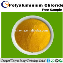 polymer poly aluminium chloride water treatment materials supplier
