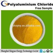fornecedor de materiais de tratamento de água com cloreto de poli alumínio polimerizado