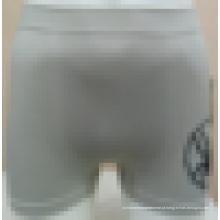 Underwear calça boxer mens sem costura