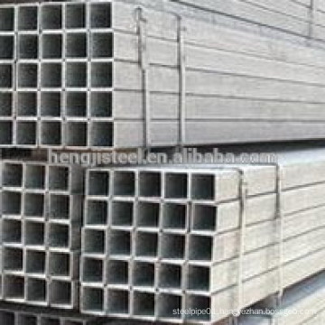 Supply welded black Square Steel Pipe