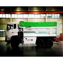 Camión de vaciado de la impulsión 6T 40T 375Hp Dongfeng / camión volquete de la arcilla de Dongfeng / camión de la mina de Dongfeng / camión de descargador de Dongfeng