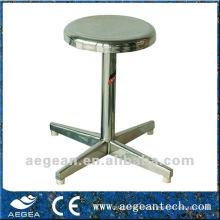 AG-NS009 Hot sales!!! 304 stainless steel Standard Operators Stool