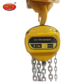 HS-C electric chain hoist 3 ton from China factory