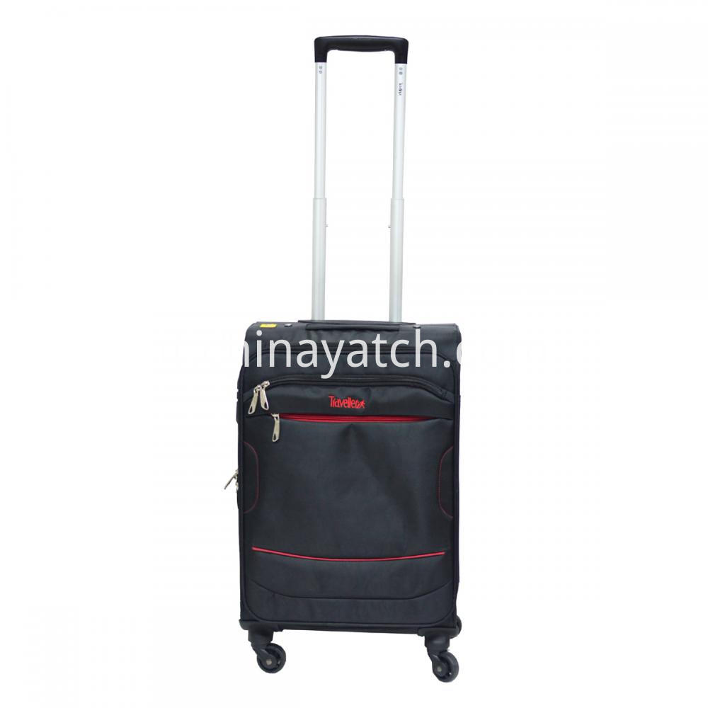 Spinner Wheels Soft Luggage Set