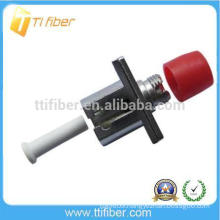 LC-FC Female to Female Fiber Optical Adapter