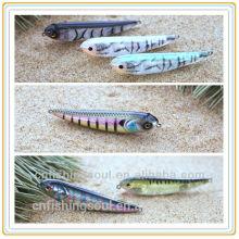 PLL002 6 CM 10gshandong weihai pêche tackle crayon dur pêche leurre