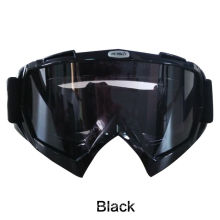 Jie Polly Tactical Professional Windproof Dustproof Goggles Protective Goggles Black
