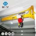 0.25 ton Wall Mounted Rotating Arm Jib Crane