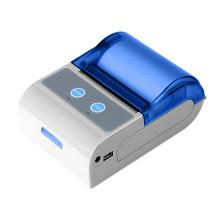 Supermarkt Mini Thermal Wireless Bluetooth Empfangsdrucker