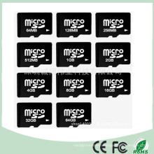 Free Sample Good Quality Different Capacity Micro SD Memory Card (SD-32)