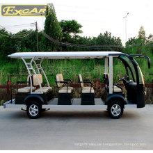 Heißer Verkaufs-elektrischer Besichtigungsbus für Villa