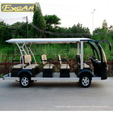 Hot Sale Electric Sightseeing Bus for Villa