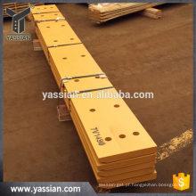 7V1490 8K8161 lâmina de corte da base do carregador ou lâmina de corte do carregador, borda plana de chanfro simples