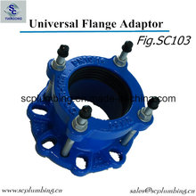 Ductile Cast Iron Flanged Adapter