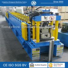 Профилегибочная машина для производства металлических гаражных ворот