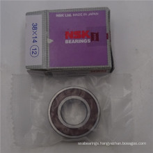 15*32*9 6002DDU NSK Bearing Deep Groove Ball Bearing 6002