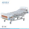 AG-BMS001 5-Funktion manuelle Krankenhaus Medicare Al-Legierung Handläufe Homecare Bett