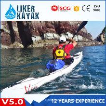 Un asiento de Kayak de mar