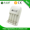 Geilienergy C805 4 Slots Charging NIMH AA AAA Rechargeable Battery Charger