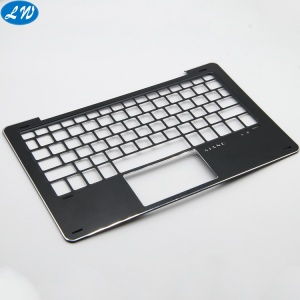 OEM aluminum machiningmechanical keyboard panel depan