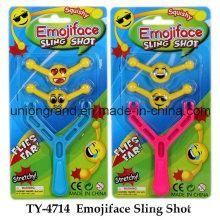 Emojiface Sling Tiro Juguete