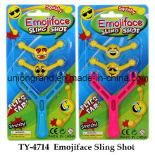 Emojiface Sling Shot Toy