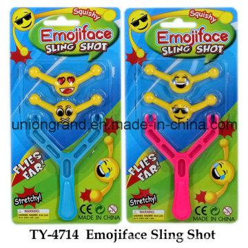 Emojiface Sling Shot Toy