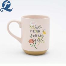 Fabrikwerbung kundenspezifisch bedruckter Kaffee Porzellantasse Keramikbecher