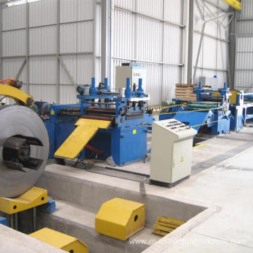 Hydraulic shearing plate cutting machine