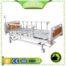Electric ABS board hospital bed with 5 functions